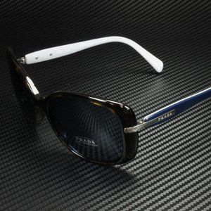 Prada Women's Havana Blue Sunglasses!